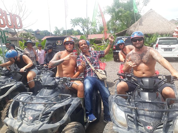 ATV Ride Adventure with Private Transfer