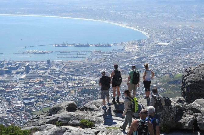 Hike Table Mountain.