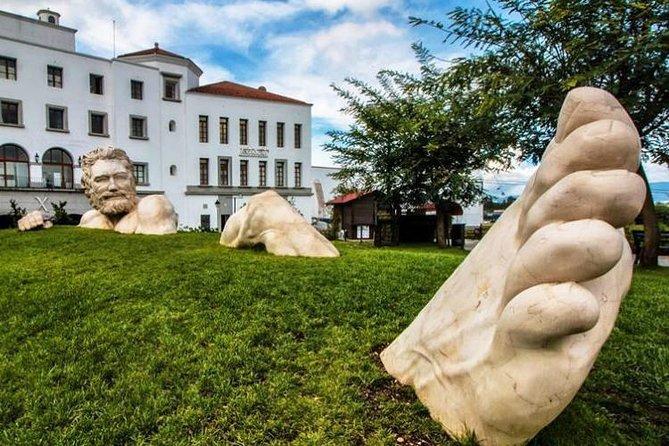Guatemala City Popol Vuh Museum and Cayala