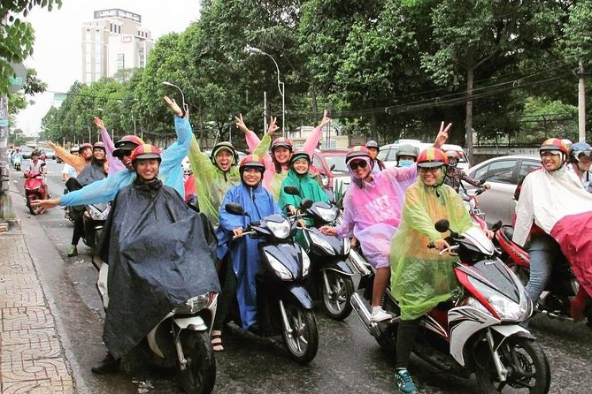 Ho Chi Minh Highlights Tour on Back of Motorbike Tour Half Day