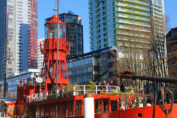 The Whole City In Half a Day - All inclusive, authentic private tour Rotterdam photo 6