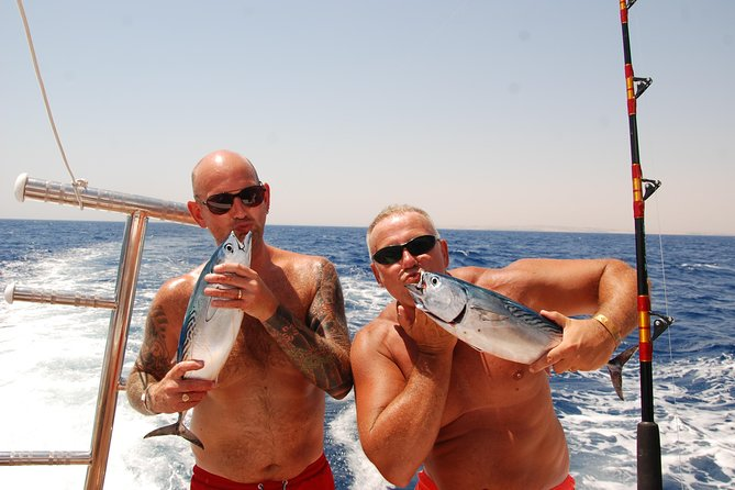 Private Boat Professional Fishing Trip – Hurghada