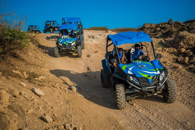 UTV OFFROAD EXPERIENCE NATURAL POOL & CAVES MORNING TOUR