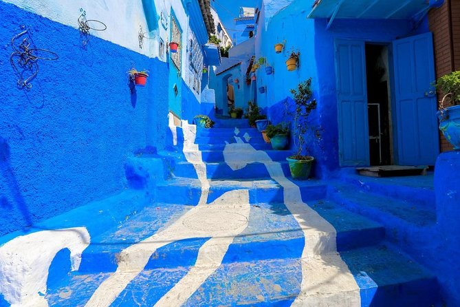 3 days Private tour from Casablanca to Chefchaouen (blue city) and Tangier