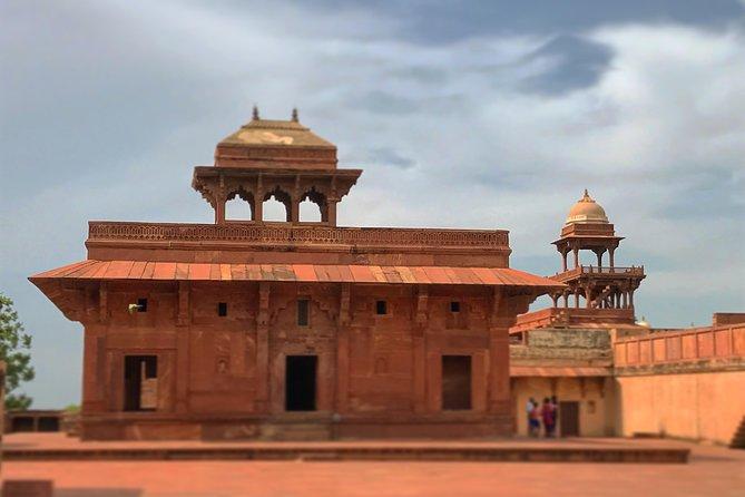 Bundi To Agra Drop Via Abhaneri Step Well's & Fatehpur Sikri