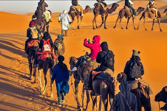 7 day Morocco Tour from Casablanca and the Desert