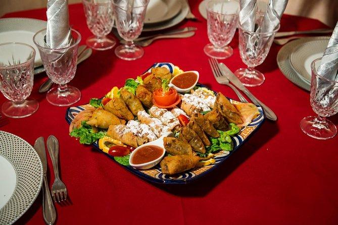 Fantasia Berber Night Show and Dinner