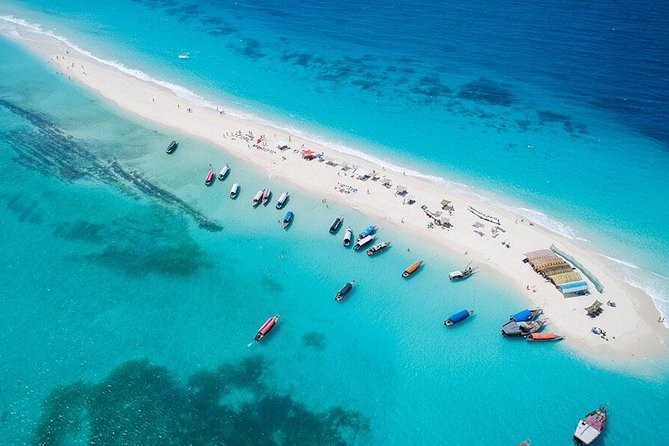 Super Zanzi (3-IN-1): Prison, Vanishing Island & Stone Town - Zanzibar