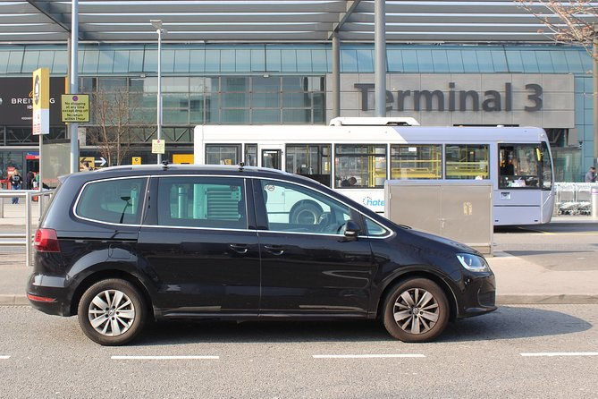 Arrival or Departure Private Transfer: Heathrow Airport to Southampton Cruise Port