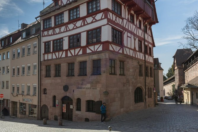 Nuremberg Old town with professional guide