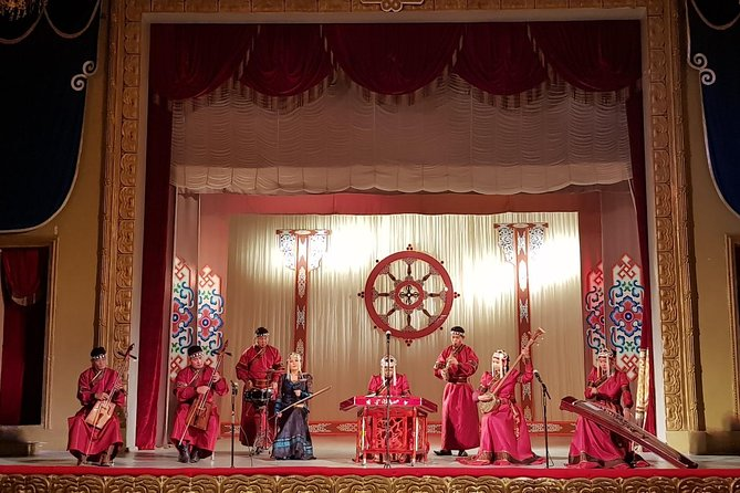 Traditional Music and Dance Concert Performance