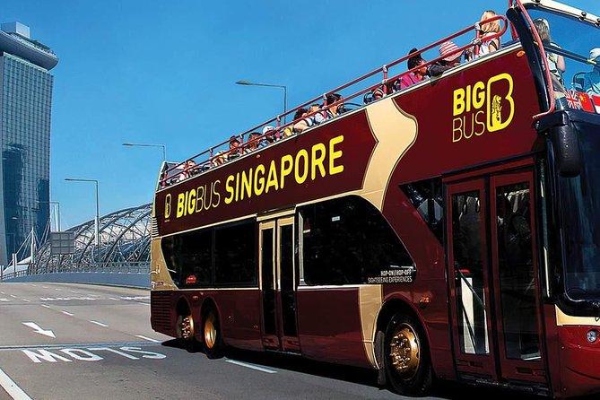 Big Bus Singapore Classic Tour
