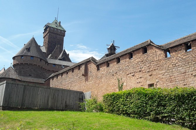 Full-Day Private Tour: Haut-Koenigsbourg and Alsace Wine Route from Strasbourg