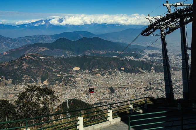 1 Day Chandragiri Hills Cable Car Ride & Hiking Downhill