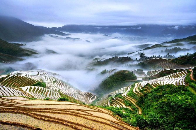 Private day tour to Longsheng terrace start from Yangshuo city