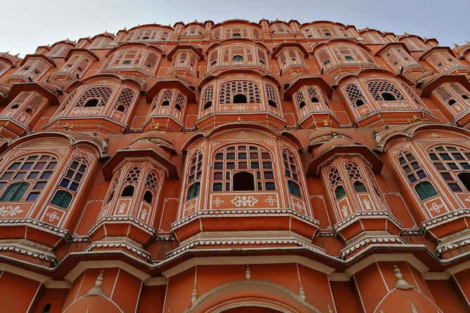 Guided Jaipur City Tour With Drop Off at Ranthambore Including Lunch