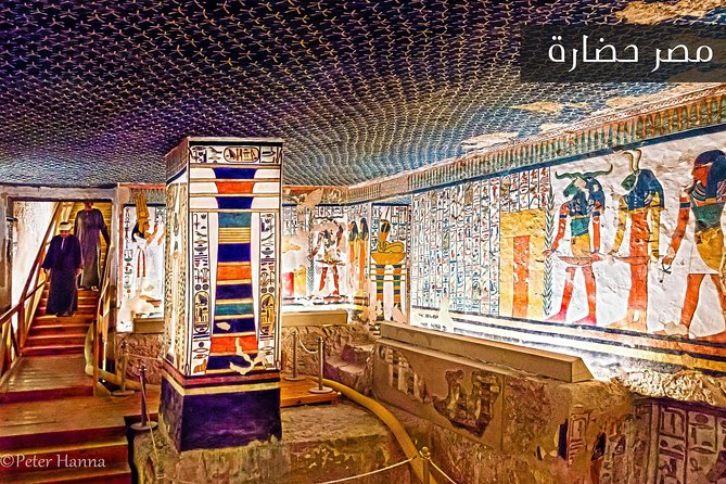Overnight Trip to Luxor From Sahel Hashesh