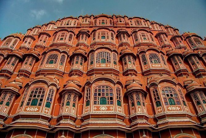 Guided Jaipur City Tour With Drop Off at Udaipur