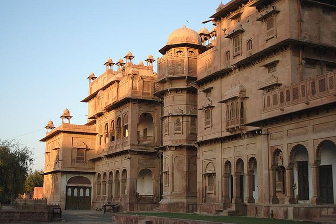 Self Guided Bikaner City Tour With Drop Off at Jaipur