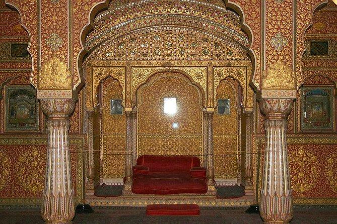 Self Guided Bikaner City Tour With Drop Off at Jaisalmer