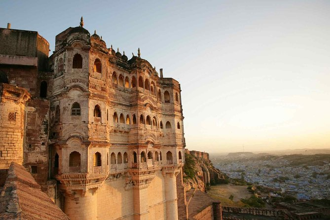 Guided Jodhpur City Tour With Drop Off at Jaisalmer