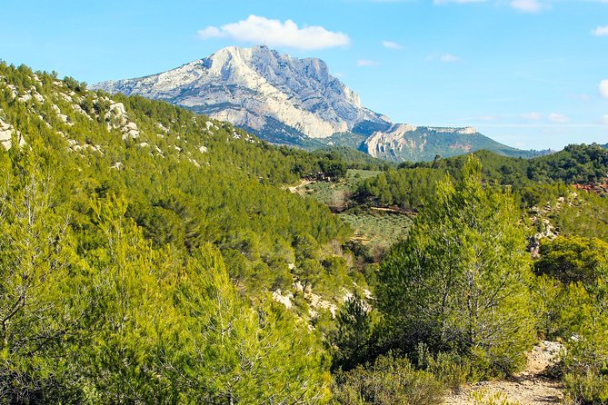 Aix-en-Provence, Cézanne, Mt Sainte Victoire & the Wine of Provence private tour