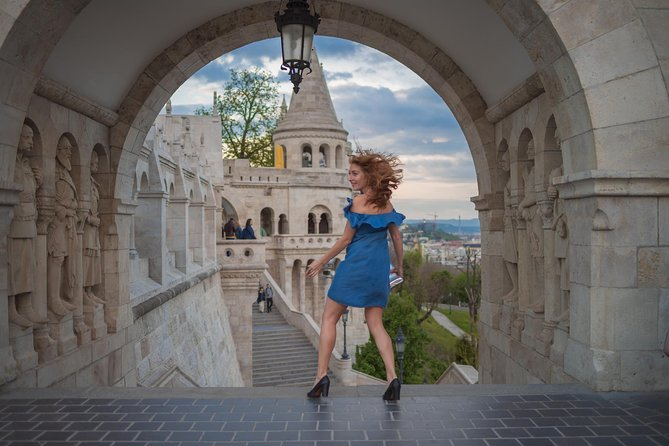 Professional Photography in Budapest at Sunset and Night (2hrs) photo 1