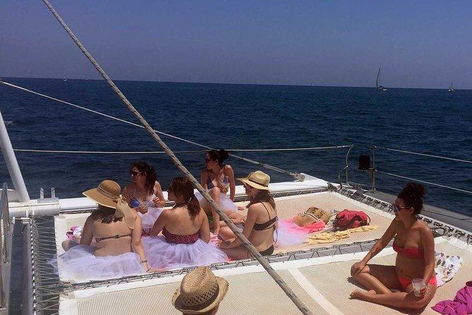 Málaga Swim Cruise with Tapas Dinner and Flamenco Show