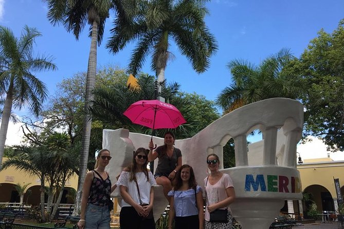 Guided Walking Tour in Merida