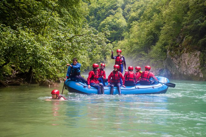 Adriatic and Rafting Mix 2 nights / 3 days