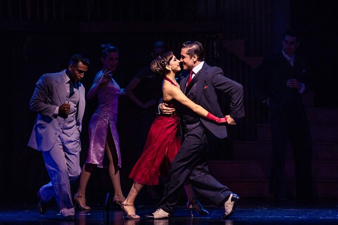 Skip the Line: Tango Show Ticket at Tango Porteño with Optional Dinner