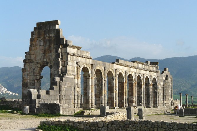ANCIENT TRAIL: 1 Day Trip To VOLUBILIS, MEKNES, MOULAY IDRIS From FES
