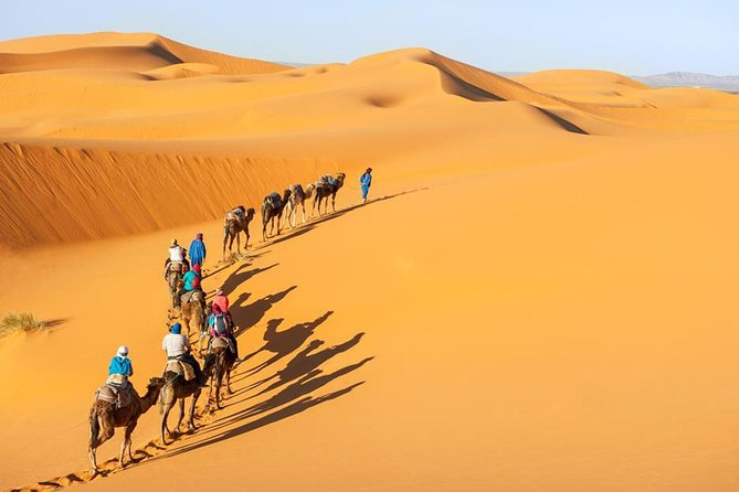 Desert tour from Fes to Marrakech 4 days photo 10