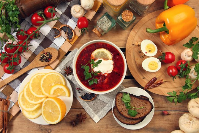Very tasty Kyiv - food & drink private tour