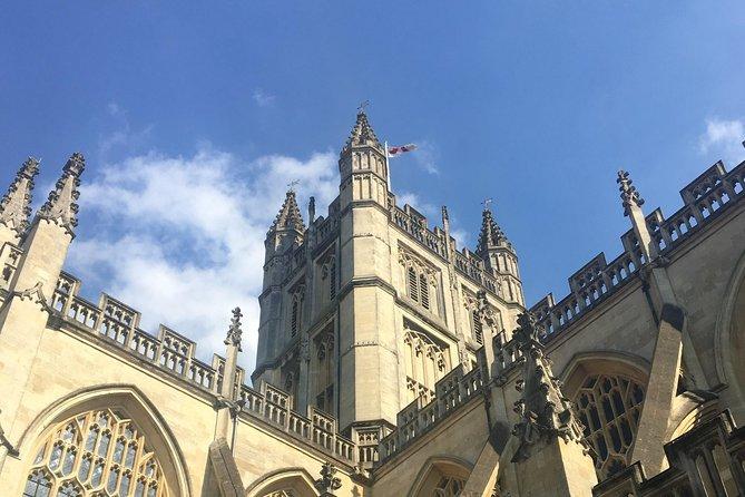 BATH: Walking Tour with Blue Badge Tourist Guide (90 Minutes)
