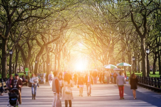 The Essential Central Park Walking Tour