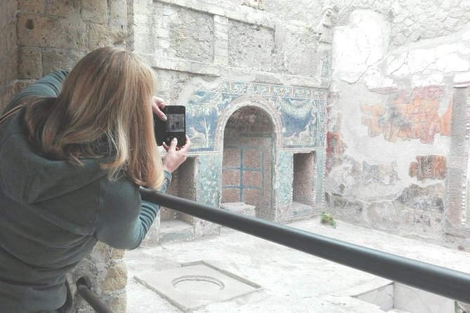 Herculaneum Private Guided Tour Led by a Local Top-rated Guide - All inclusive