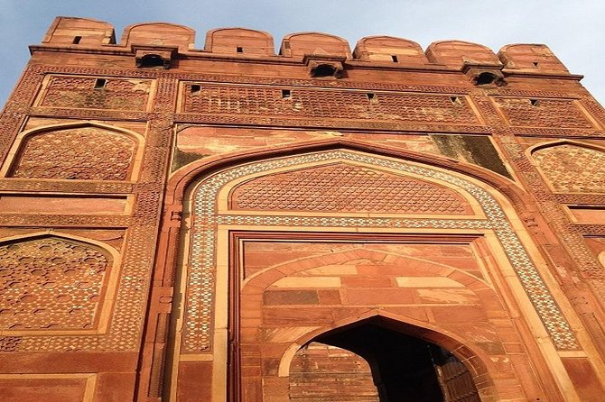 Private Tajmahal and Agra Fort Day Tour by Rail From Delhi All Inclusive photo 7