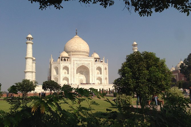 Private Tajmahal and Agra Fort Day Tour by Rail From Delhi All Inclusive photo 11