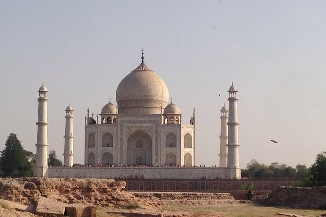 Private Tajmahal and Agra Fort Day Tour by Rail From Delhi All Inclusive photo 2