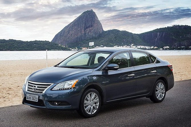 Private transfer Executive GIG Rio Galeao airport up to 4 pax to Zona Sul
