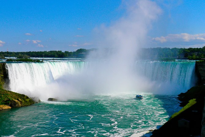 Niagara Falls Day and Evening Tour from Toronto With Niagara SkyWheel