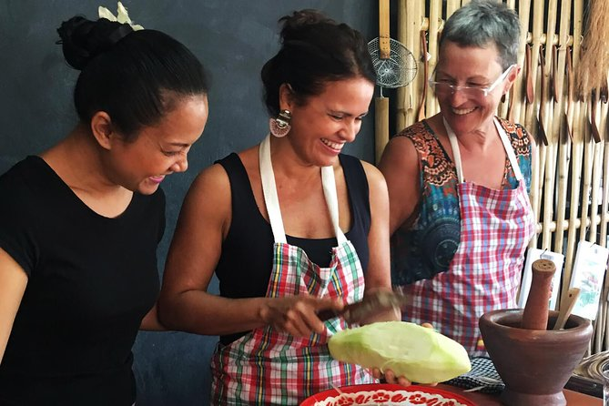 Bamboo Thai Cooking Class with Anya
