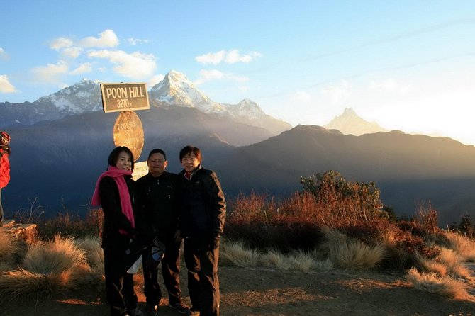 Pokhara: 4 Days Poon Hill Trek