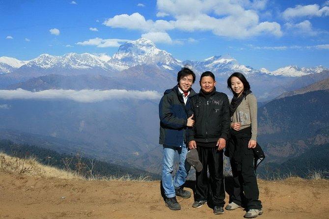 Pokhara: 4 Days Poon Hill Trek