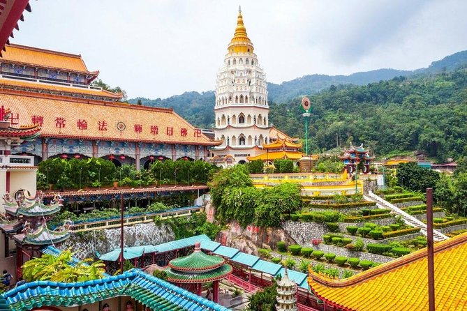 Penang Shore Excursion Day Trip with Temple and Penang Hill Tickets (Fast Lane)