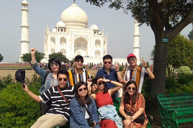 One Day Agra Tour For Russian Tourists photo 3
