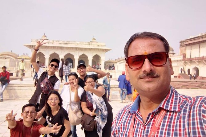 One Day Agra Tour For Russian Tourists photo 8