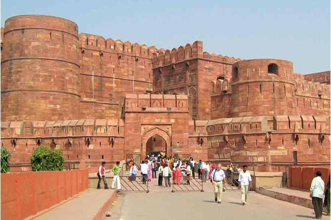 One Day Agra Tour For Russian Tourists photo 2