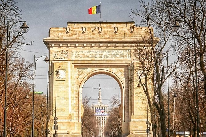Arch of Triumph Bucharest